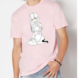 SPENCER'S - Love Yurei Hentai T Shirt Lewd Complex
